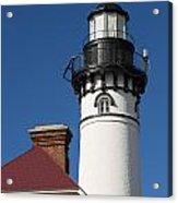 Au Sable Lighthouse 6 Acrylic Print