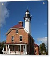 Au Sable Lighthouse 7 Acrylic Print