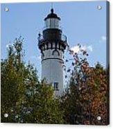 Au Sable Lighthouse 8 Acrylic Print