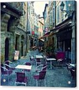 Auch- Rue Dessoles Acrylic Print