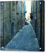 Auch-small Street Acrylic Print
