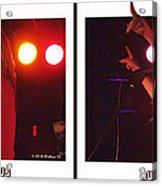 Audio Outlaws - Cross Your Eyes And Focus On The Middle Image Acrylic Print