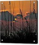 August Sunset Acrylic Print