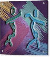 Auras Joined Acrylic Print