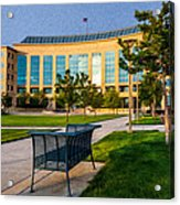 Aurora Municipal Center Acrylic Print