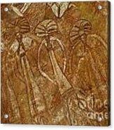 Indigenous Aboriginal Art 2 Acrylic Print