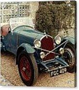 Auto: Alfa-romeo, 1933 Acrylic Print