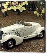 Auto: Auburn, 1935 Acrylic Print