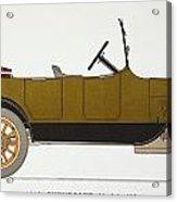 Auto: Chevrolet, 1919 Acrylic Print