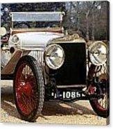 Auto: Hispano-suiza, 1912 Acrylic Print