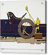 Auto: Rolls-royce, 1908 Acrylic Print