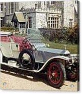 Auto: Rolls-royce, 1909 Acrylic Print