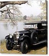 Auto: Rolls-royce, 1925 Acrylic Print