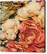 Autumn Blossoms Acrylic Print