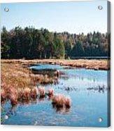 Adirondack Lake 2 Acrylic Print