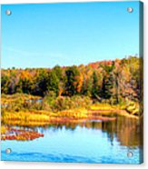 Adirondack Color 54 Acrylic Print