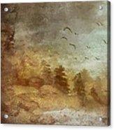 Autumn Dreams Acrylic Print by Gun Legler