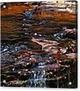 Autumn Falls 2 Acrylic Print