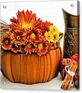 Autumn Fresh Acrylic Print