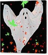 Autumn Ghost Acrylic Print