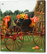 Autumn Joy Acrylic Print