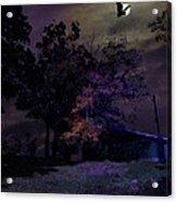 Autumn Night Acrylic Print