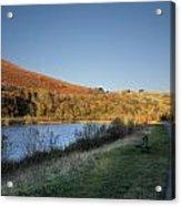 Autumn Pond 4 Acrylic Print