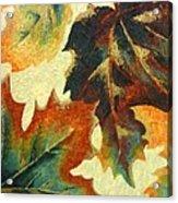 Autumn Soon Acrylic Print