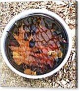 Autumn Soup Acrylic Print by Todd Sherlock