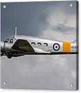 Avro Anson 3 Acrylic Print