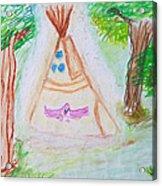 Awakening Dreams Acrylic Print