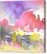 Awakening On Planet Goodaboom Acrylic Print