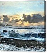 Awash In The Sea Acrylic Print