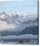 Aww Alaska Acrylic Print