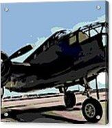 B-25 Bomber Acrylic Print