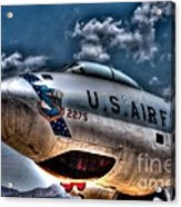 B-47 Stratojet Acrylic Print