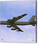 B-52 In Flight Acrylic Print