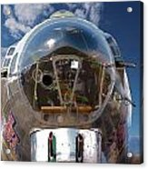 B17 Flying Fortress Acrylic Print