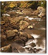 Babcock Creek Scene 2 Acrylic Print