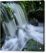 Baby Waterfall Acrylic Print