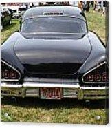 Backside Of An Impala Acrylic Print