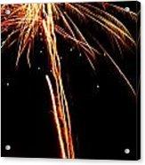 Backyard Fireworks 2012 3 Acrylic Print
