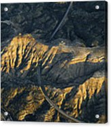 Bad Lands Granada Spain Acrylic Print