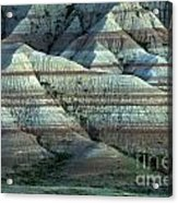 Badlands Splendor Acrylic Print
