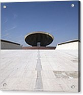 Baghdad, Iraq - The Ramp That Leads Acrylic Print