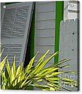 Bahama Conch House Acrylic Print