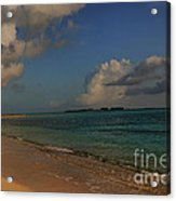 Bahama Ocean View Acrylic Print