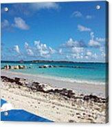 Bahamas Cruise To Nassau And Coco Cay Acrylic Print