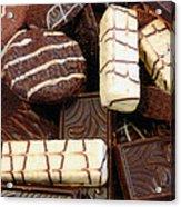 Baker - Who Wants Cookies Acrylic Print