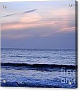 Baker Beach At Sunset Acrylic Print